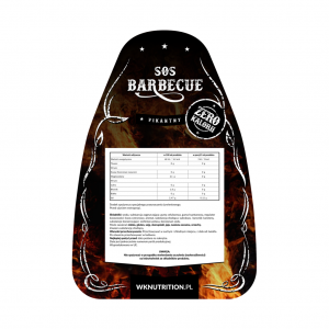 WK DOBRY SOS BARBECUE 425 ML