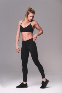 "MUSCLE FIBER LEGGINSY ""STAY CLASSY"" TYPU HIGH"