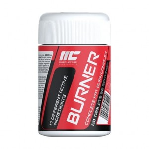 MUSCLE CARE BURNER 60 TABS