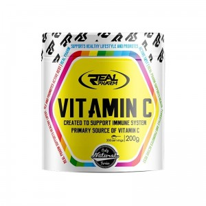 REAL PHARM VITAMIN C 200G