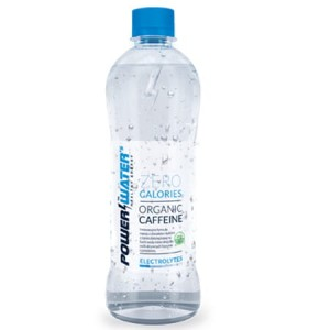 POWER WATERS WODA Z DODATKIEM KOFEINY 500ML