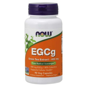 NOW FOODS EGCG 400MG 90 KAPS.