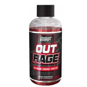 NUTREX OUTRAGE 118ML