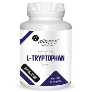 ALINESS L-TRYPTOPHAN 500MG 100 KAPS