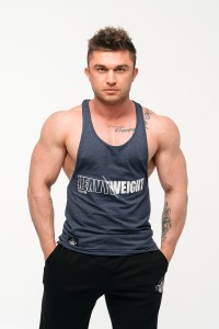 DEADLIFT TANK TOP MĘSKI HEAVY JEANS