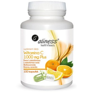 ALINESS WITAMINA C PLUS 1000 MG 100 KAPS.
