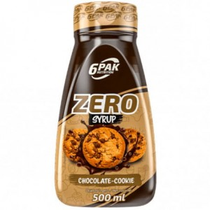 6PAK SAUCE ZERO CHOCOLATE COOKIE 500ML