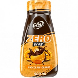 6PAK SAUCE ZERO CHOCOLATE ORANGE 500ML
