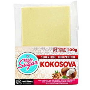 LIGHT SUGAR CZEKOLADA 100G MIX