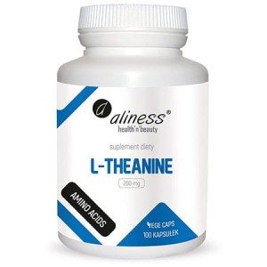 ALINESS L-THEANINE 200MG 100 KAPS.