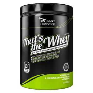 SPORT DEFINITION THAT'S THE WHEY GOAT&SHEEP 600G