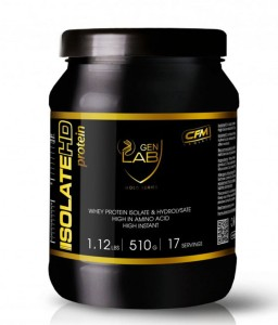 GENLAB ISOLATE HD PROTEIN 510 G