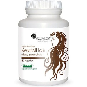ALINESS REVITAL HAIR 60 KAPS
