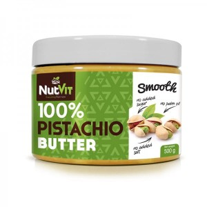 NUTVIT PISTACHIO BUTTER 500G SMOOTH