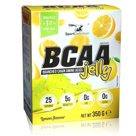 SPORT DEFINITION BCAA JELLY 350G