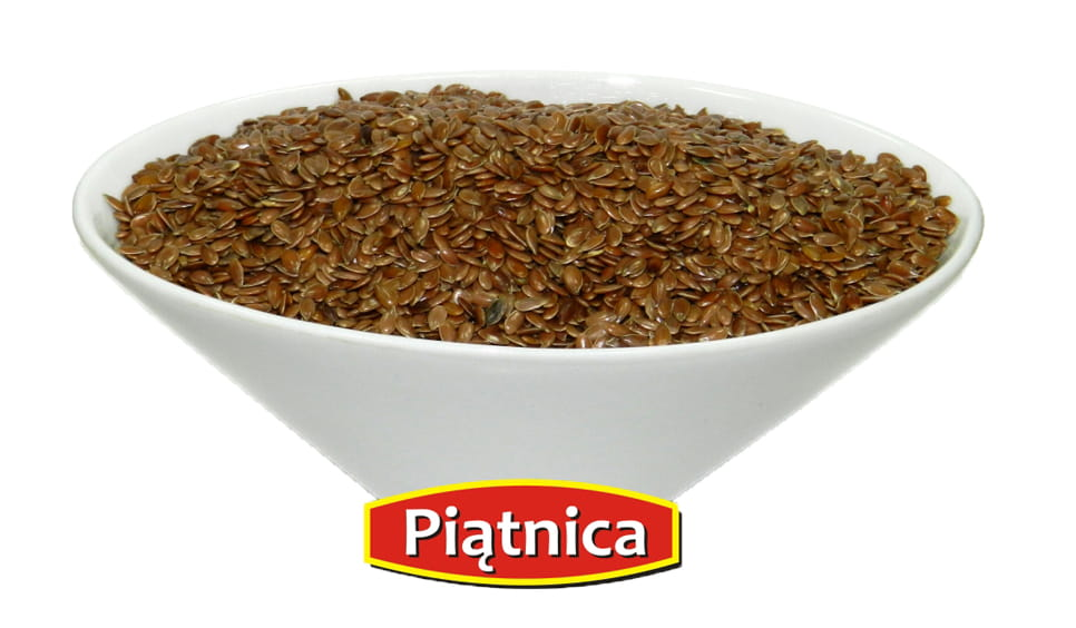 Image of PIĄTNICA SIEMIĘ LNIANE 500G