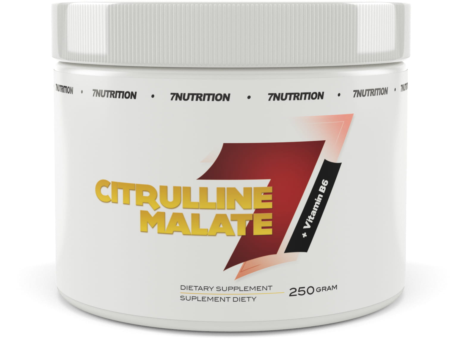 Image of 7NUTRITION CITRULLINE MALATE 250G