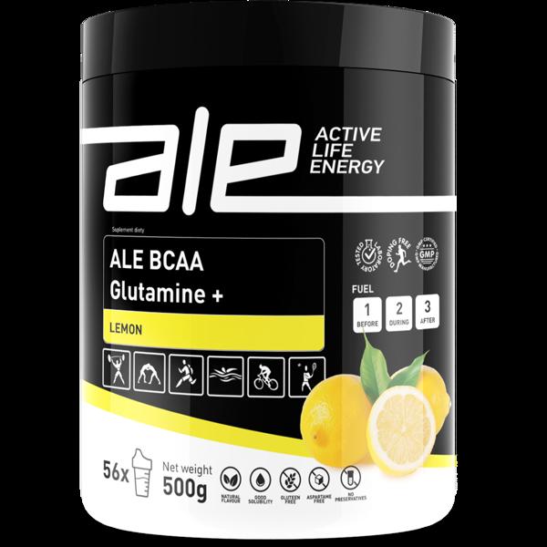 Image of ALE BCAA+ GLUTAMINE 500G