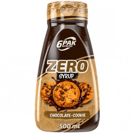Image of 6PAK SAUCE ZERO CHOCOLATE COOKIE 500ML