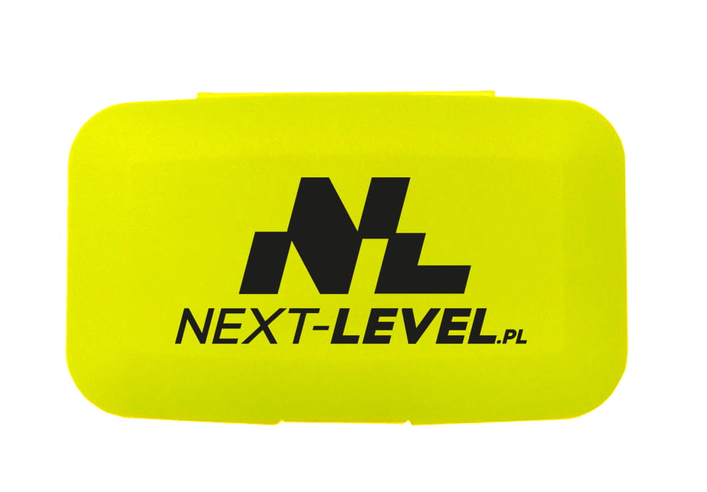NEXT-LEVEL PILL BOX