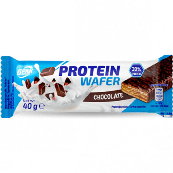 Image of 6PAK PROTEIN WAFER 40G