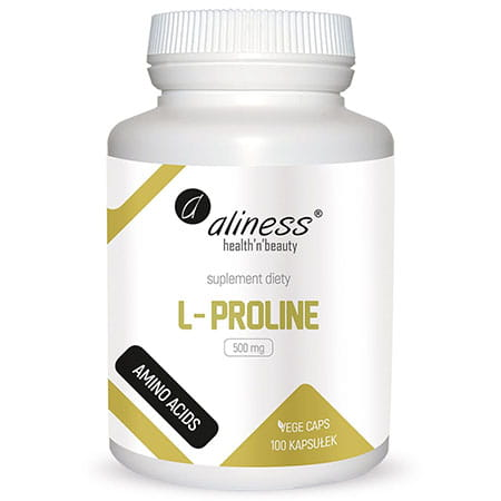 ALINESS L-PROLINE 500MG 100 KAPS