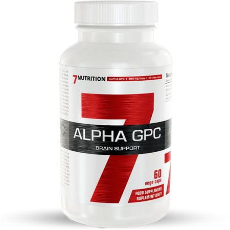 Image of 7NUTRITION ALPHA GPC 60 KAPS