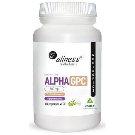 ALINESS ALPHA GPC 300 MG 60 KAPS
