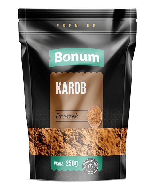 Image of BONUM KAROB PROSZEK 250 G