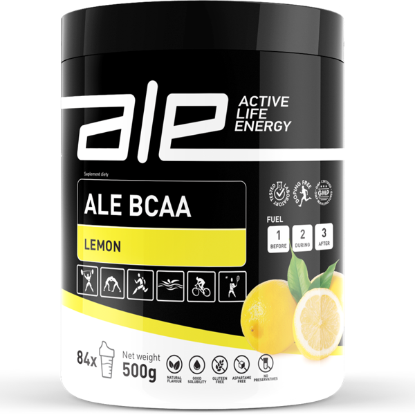 Image of ALE BCAA 500G