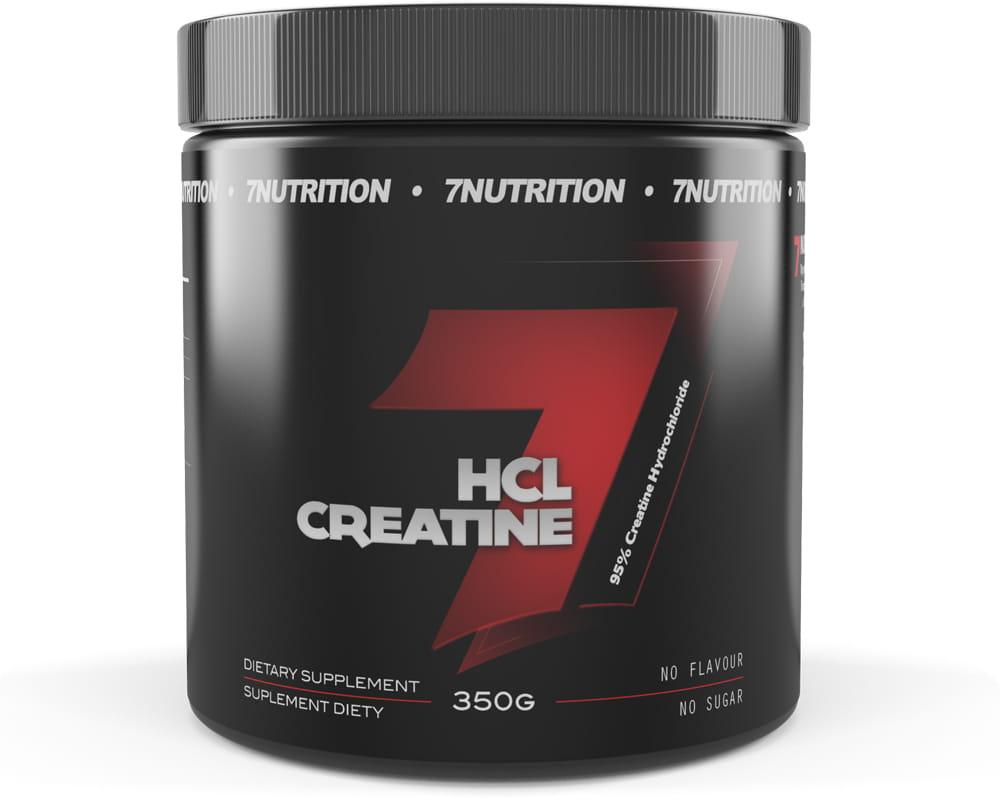 7NUTRITION HCL CREATINE 350G